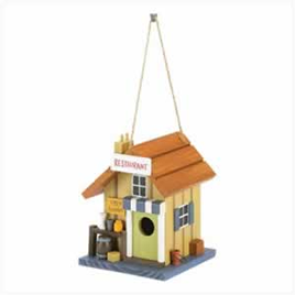 Theme Birdhouse